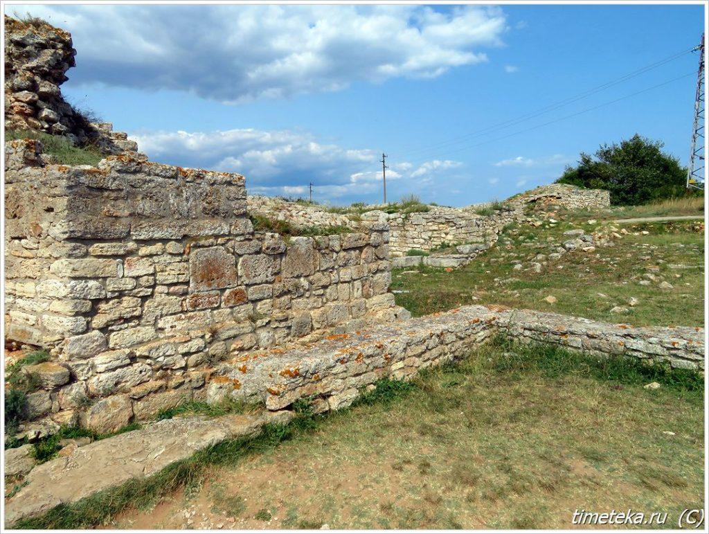 Развалины Калиакры