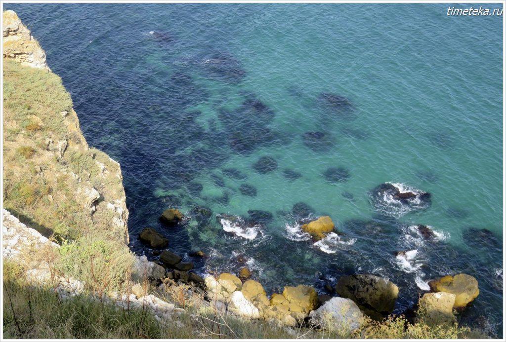 Калиакра. Черное море