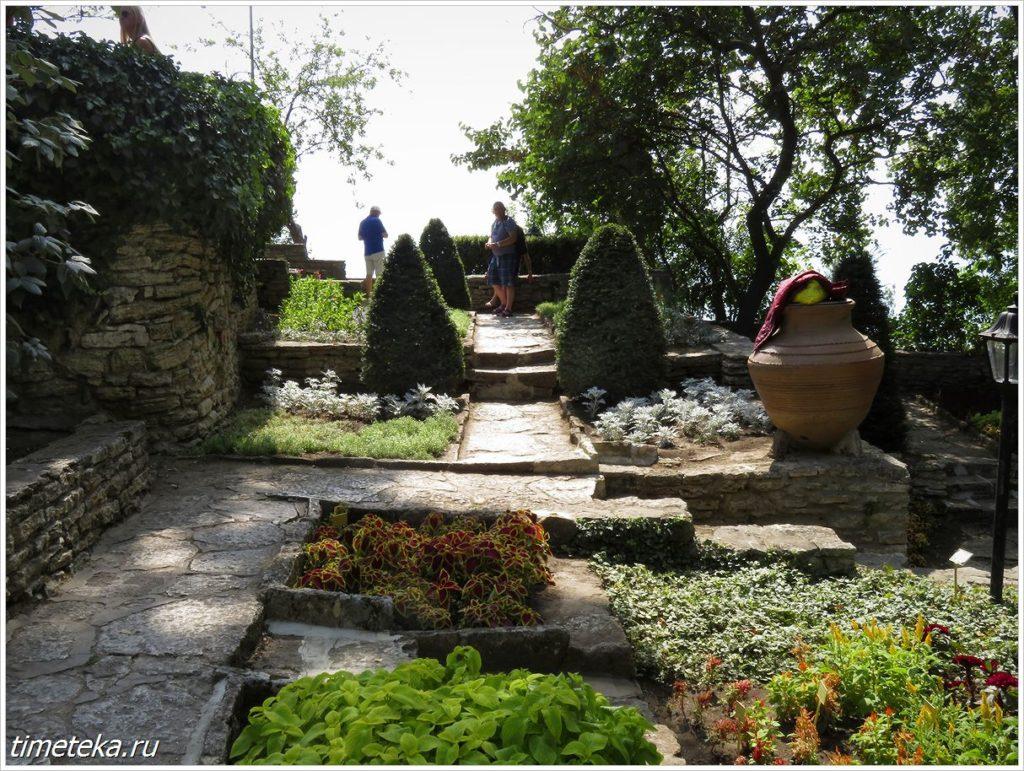 Аллеи Ботанического сада