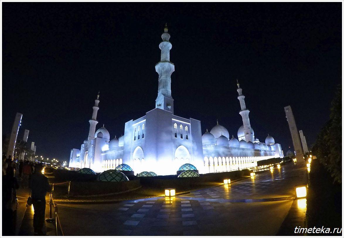 мечеть Шейка Зайда