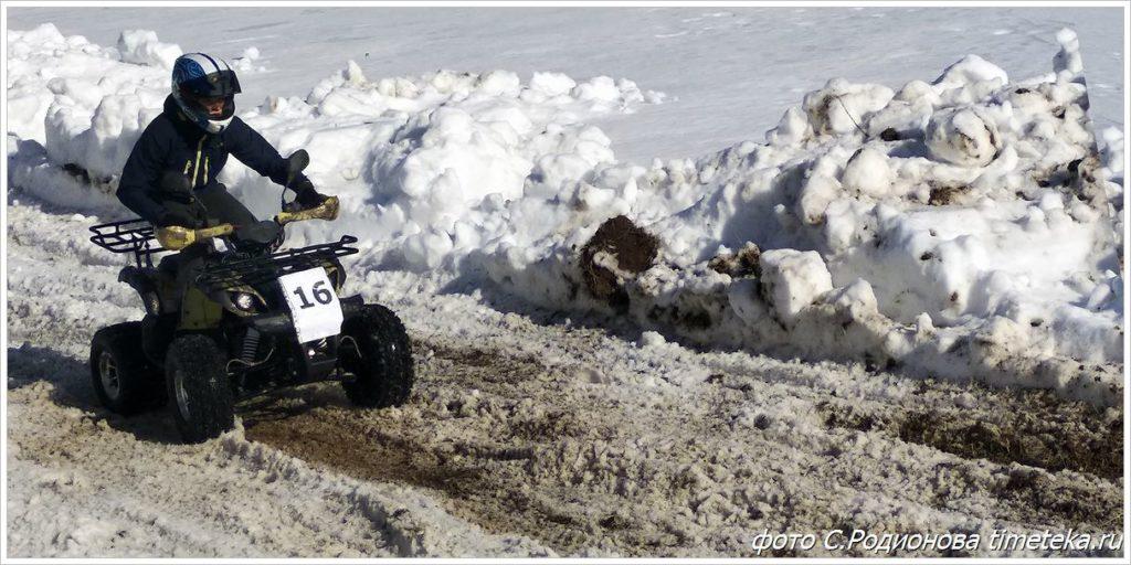 Мотомасленица в Снегирях