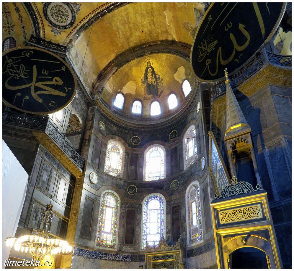 купол Софийского собора.
