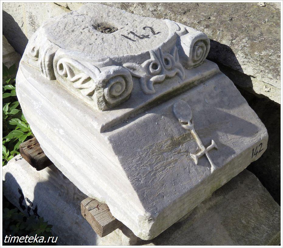 Артефакты Айя София