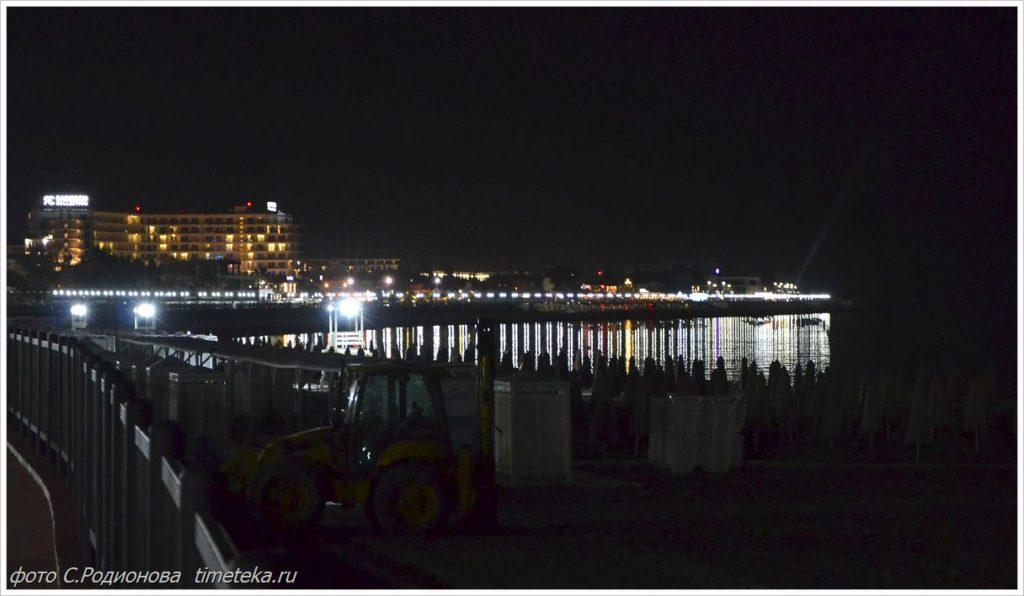 Рэдиссон ночью