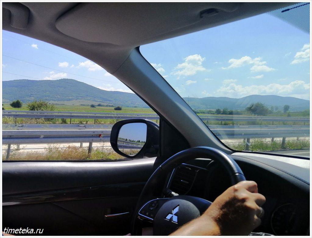 Дороги Болгарии