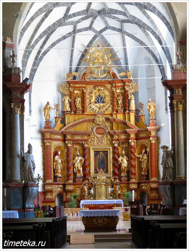 Францисканская церковь. Сегед