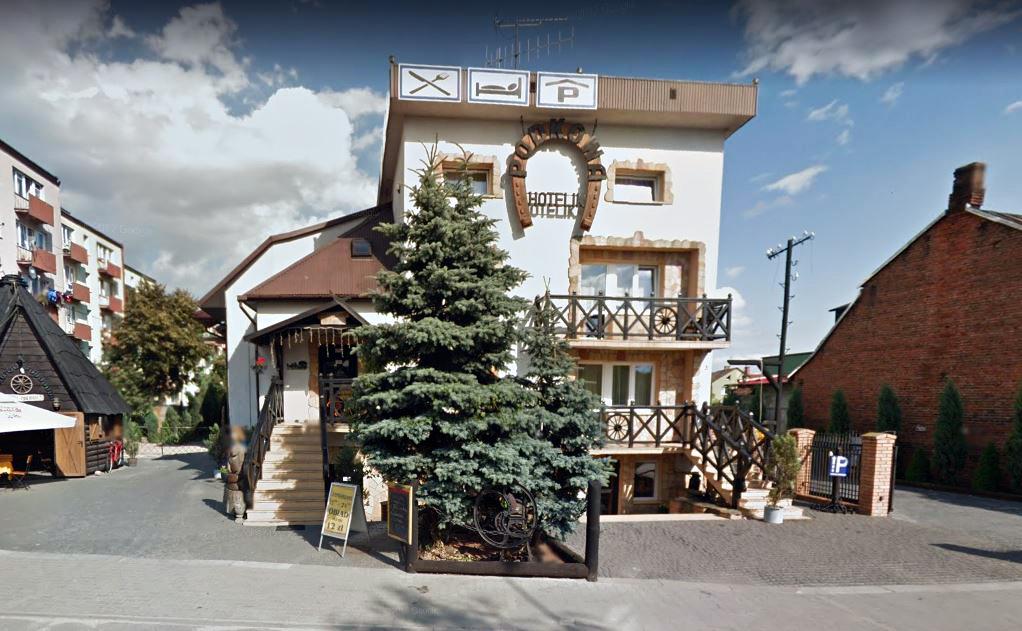 Отель Подкова во Влодаве