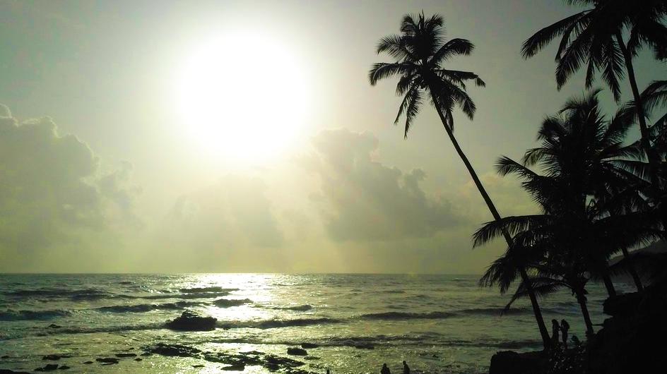 Гоа. Аравийское море