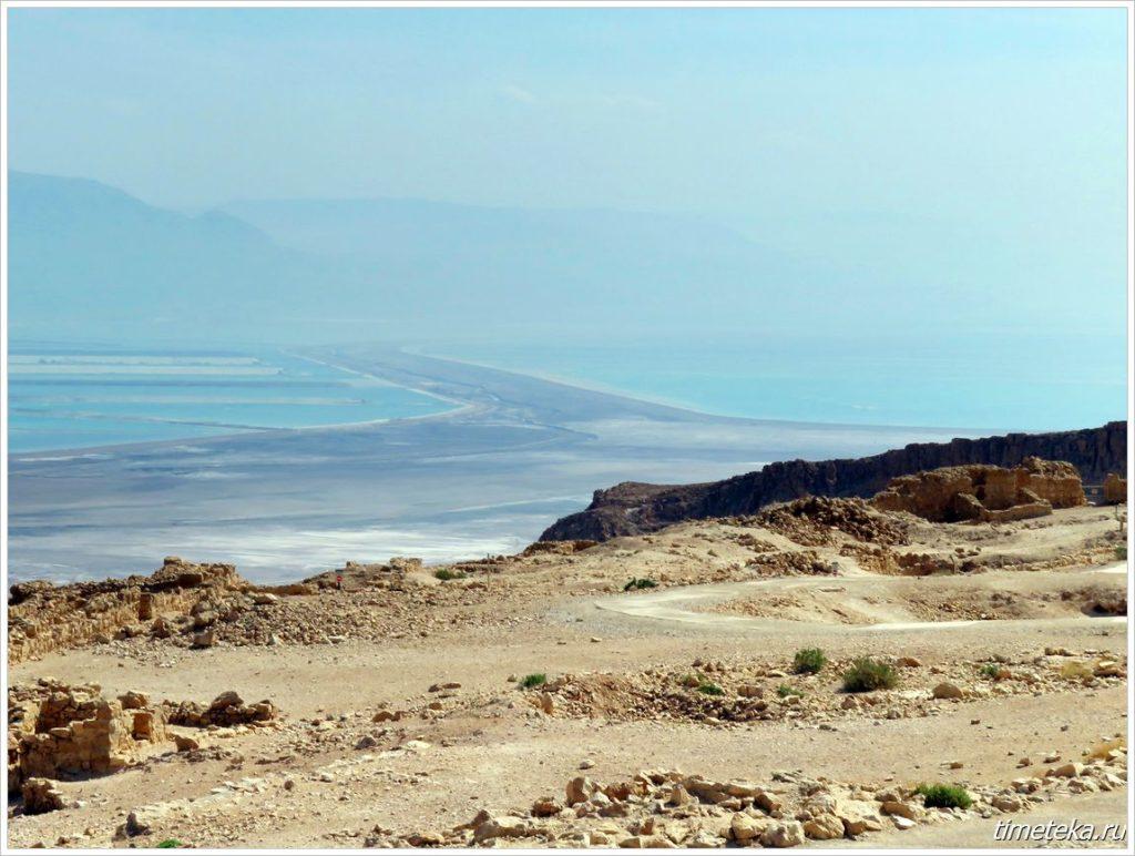 Перешеек Мертвого моря