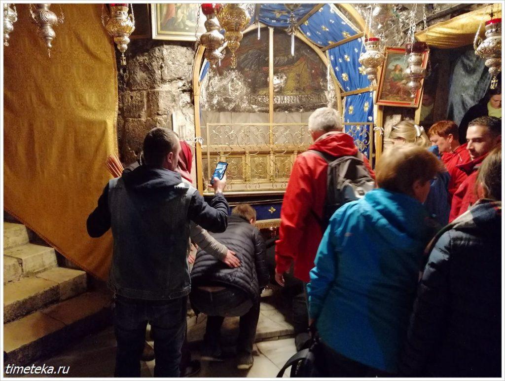Место, где родился Иисус