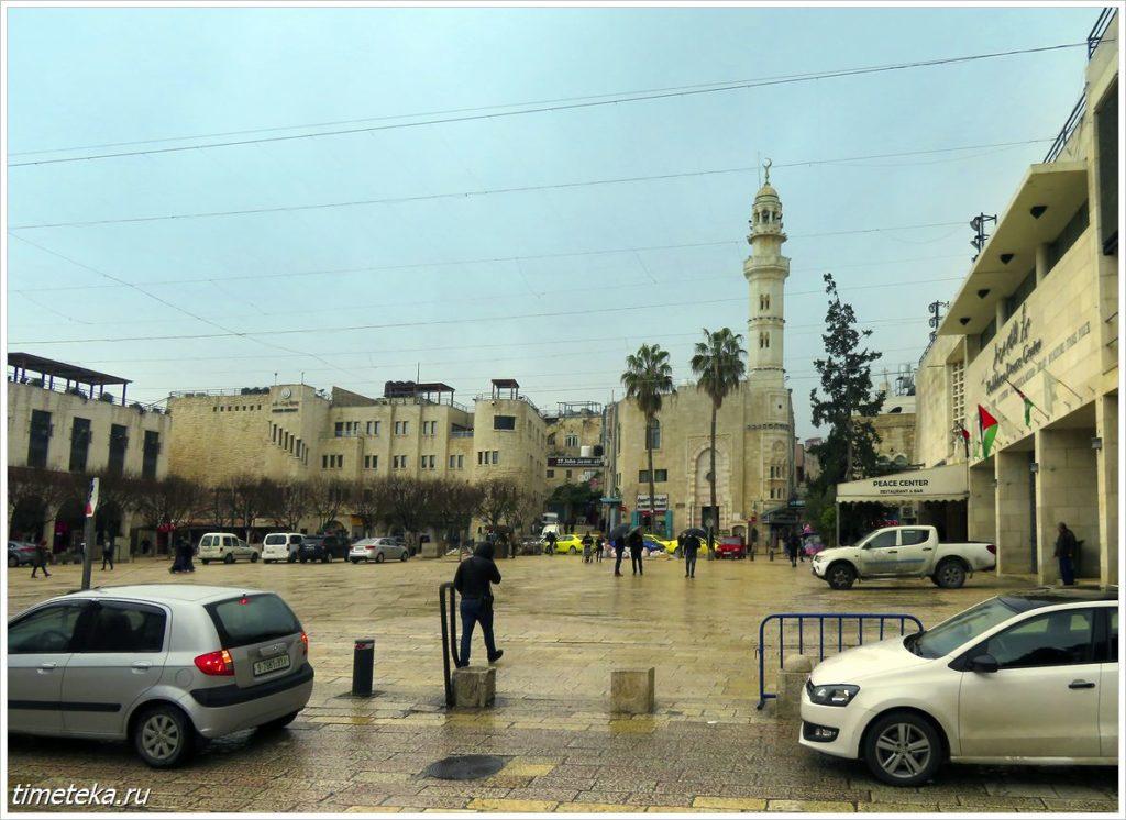 Мечеть Умара
