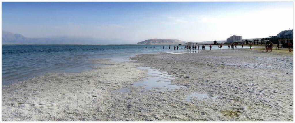Пляж. Мертвое море